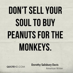 DON'T SELL YOUR 