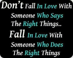 Don 't Fall In Love With 