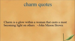 charm quotes 