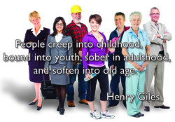 People Creep into childhood, 