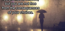but you are not free 