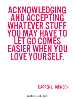 ACKNOWLEDGING 