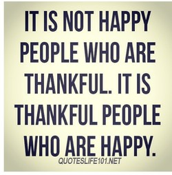 IT IS NOT HAPPY 