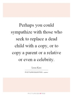 Perhaps you could 