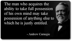 The man who acquires the 