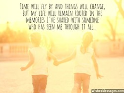 TIME Will BY AND THINGS Will (HANG, 