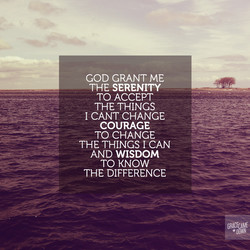 GOD GRANT ME 