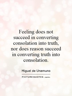 Feeling does not