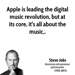 Apple is leading the digital 