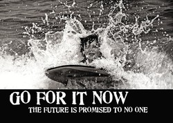 GO FOR IT NOW 