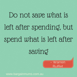 Do not save what is 
