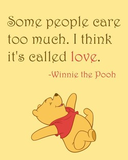 Some people care