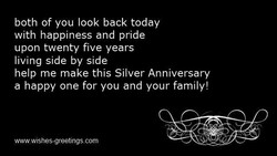 both of you look back today 