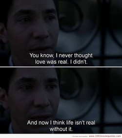 You know, I never thought 