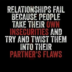 RELATIONSHIPS FAIL 