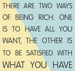 THERE ARE TWO WAYS 