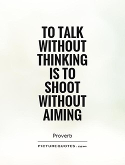 TO TALK 