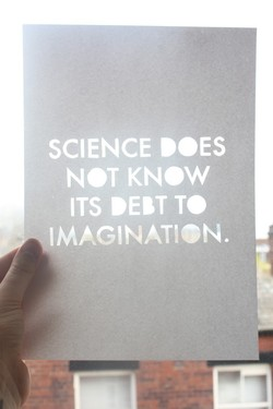 SCIENCE DOES 