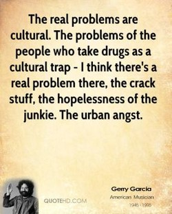 The real problems are 