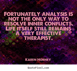 FORTUNATELY ANALYSIS IS 