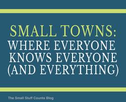 SMALL TOWNS: 