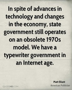 In spite of advances in 