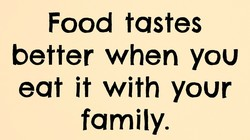 Food tastes 