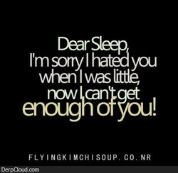 I'm sonyl hated you 