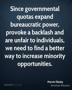 Since governmental