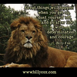 Great,things willihappen 