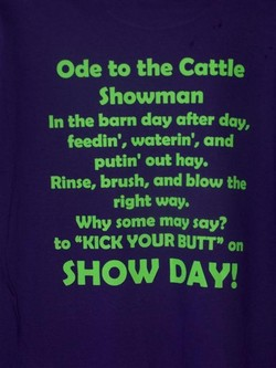 Ode to the Cattle 