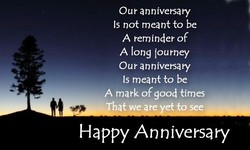 Our anniversary 