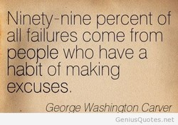 Ninety nine percent of 