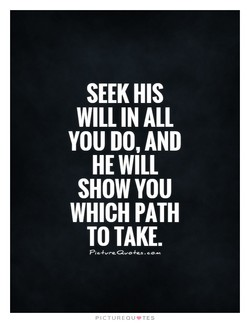 SEEK HIS 