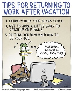 TIPS FOR RETURNINGTO 