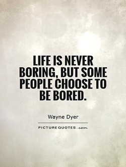 LIFE IS NEVER 