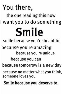 You there, 