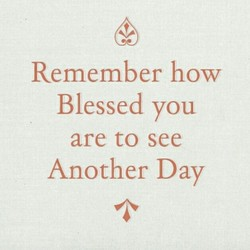 Remember how 