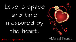 Love IS space 