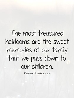 The most treasured 