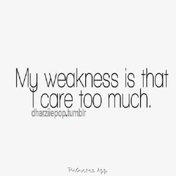 Mu weakness is that 