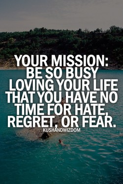 MISSION: 