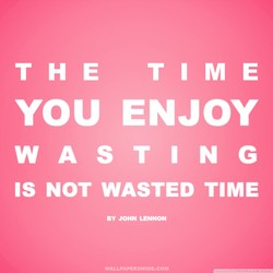 YOU ENJOY 
