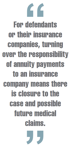 For defendants 