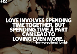 LOVE INVOLVES SPENDING 