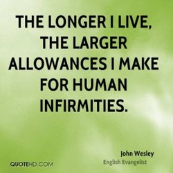 THE LONGER I LIVE, 