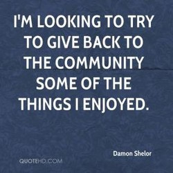 I'M LOOKING TO TRY 