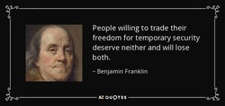 People willing to trade their 