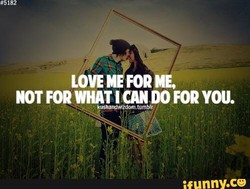 LOVEM FOR ME, 