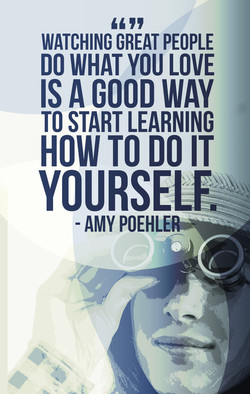 WATCHING GREAT PEOPLE 
